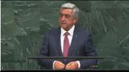 Նախագահի ելույթը ՄԱԿ-ի Գլխավոր ասամբլեայի 72-րդ նստաշրջանում