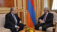 ՀՀԿ-ն Հանրապետության նախագահի թեկնածու է առաջադրում Արմեն Սարգսյանին
