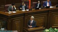 Սերժ Սարգսյան. Անցած տասը տարին մեր բոլորի պատմությունն է