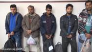 ԱԱԾ. Նախիջևանի սահմանը հատած Բանգլադեշի քաղաքացիները հայտարարել են, թե մոլորվել են