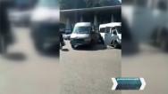 Լարսի անցակետում ողևորով լի միկրոավտոբուսներին սահմանը հատել թույլ չեն տալիս