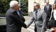 Մատարելլա. Անհրաժեշտ ենք համարում Իտալիայի և Հայաստանի գործընկերության էլ ավելի զարգացումը