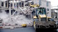 Քաղաքապետի որոշմամբ, Նոր Նորքում ապամոնտաժվում է 1100 քմ ապօրինի կառույցը