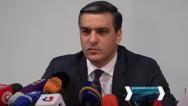 Արման Թաթոյանի արտահերթ զեկույցը ադրբեջանական գնդակոծությունների առնչությամբ