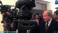 Արմեն Սարգսյան. Սա յուրաքանչյուր քաղաքացու համար իր պարտականությունն ու պատասխանատվությունը ցուցադրելու պահ է
