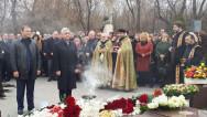 Սերժ Սարգսյանը հարգանքի տուրք է մատուցել Անդրանիկ Մարգարյանի հիշատակին